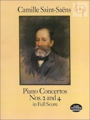 Piano Concertos No.2 g-minor Op.22 & Concerto No.4 c-minor Op.44