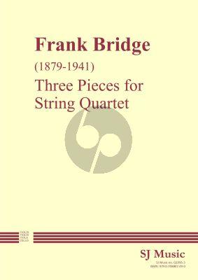 Bridge 3 Pieces for String Quartet (Score/Parts)
