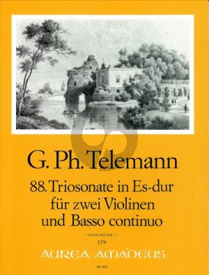 Triosonate Es-dur TWV 42:Es1