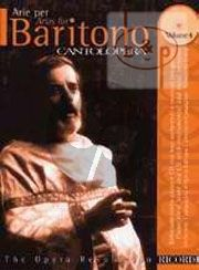 Arias for Baritone Vol.4