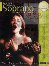 Arias for Soprano Vol.3