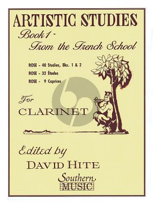 Artistic Studies from the French School Vol.1