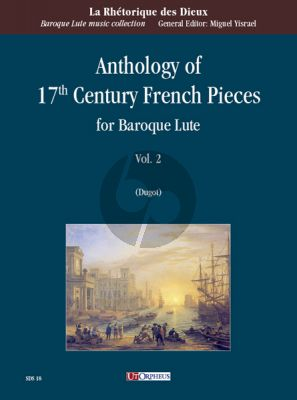 Anthology of 17th. Century French Pieces vol.2