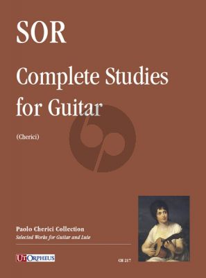 Complete Studies for Guitar