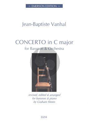 Concerto C-major Bassoon