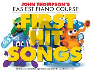 Easiest Piano Course: First Hit Songs