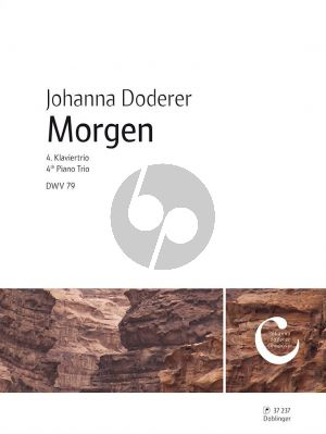 Morgen (Piano Trio No.4)
