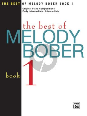 The Best of Melody Bober Vol. 1 Piano