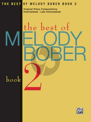 The Best of Melody Bober Vol. 2 Piano