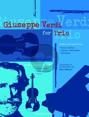 Verdi for Trio