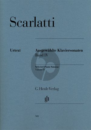 Ausgewahlte Sonaten Vol.4