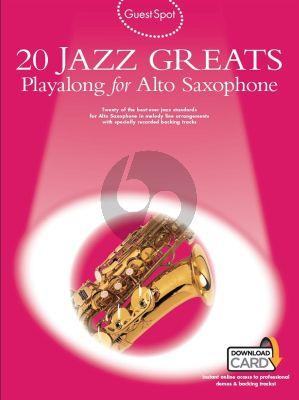 20 Jazz Greats