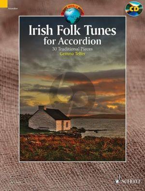 Irish Folk Tunes Accordion