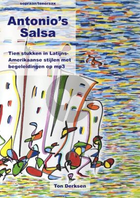 Antonio's Salsa