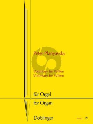 Voluntary for Wilten