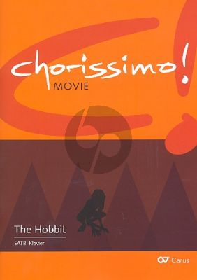 Chorissimo Movie Vol.2 Der Hobbit SATB-Klavier