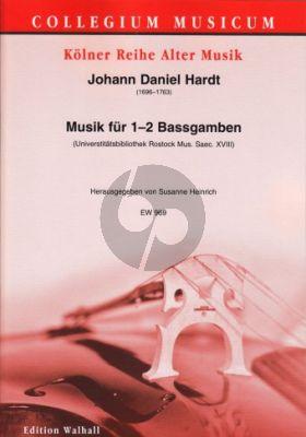 Musik für 1-2 Bassgamben