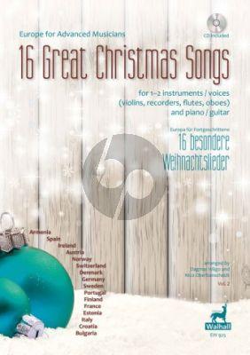 16 Great Christmas Songs