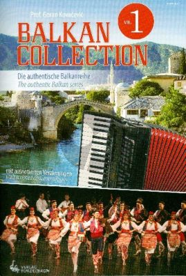 Balkan Collection Vol.1 Akkordeon
