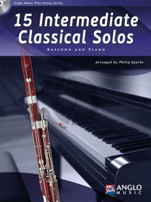 15 Intermediate Classical Solos Bassoon