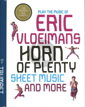 Vloeimans Horn of Plenty for Trumpet/Clarinet Deel 1 (Bk-Cd)