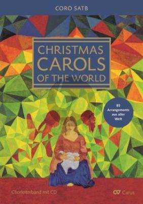 Christmas Carols of the World SATB
