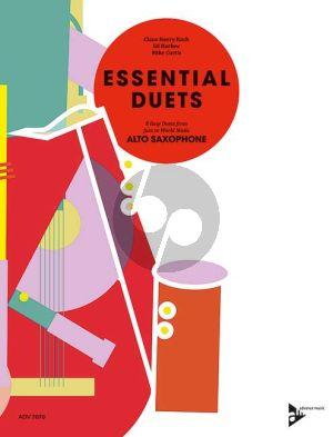 Essential Duets for Alto Saxophone