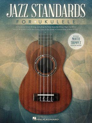 Jazz Standards for Ukulele
