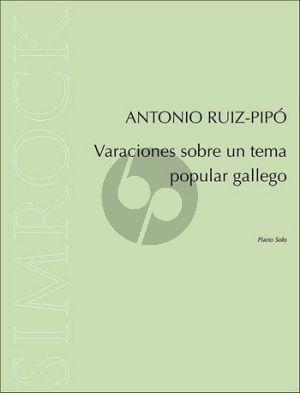 Varaciones sobre un tema popular gallego