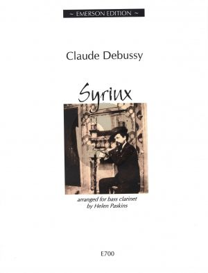 Syrinx Bass Clarinet Solo
