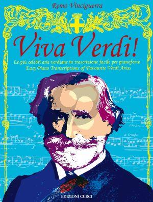 Viva Verdi for Piano solo (arr. Remo Vinciguerra)