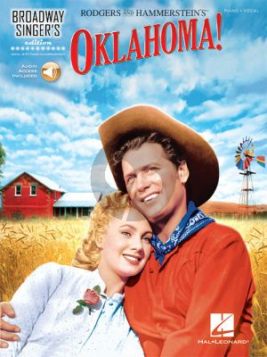 Oklahoma! (Broadway Singer's Edition) Piano-Vocal