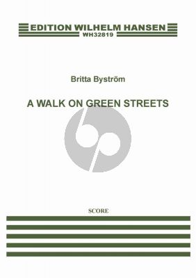 Bystrom A Walk On Green Streets