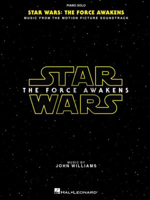 Williams Star Wars Episode VII The Force Awakens for Piano