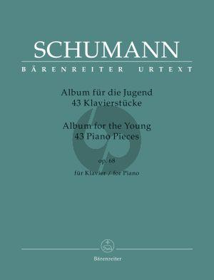 Schumann Album für die Jugend Op.68 Piano