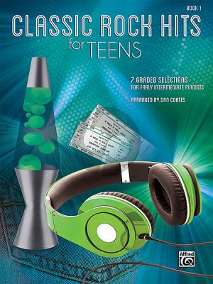 Classic Rock Hits for Teens Vol.1