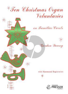 10 Christmas Organ Voluntaries (arr. by Gordon Young)