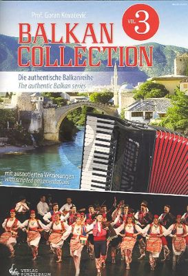 Balkan Collection Vol.3 Akkordeon