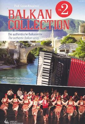 Balkan Collection Vol.2 Akkordeon