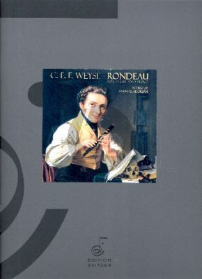 Weyse Rondeau Flute-Piano (edited by Andras Adorjan)
