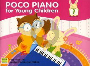 Ying Ying Poco Piano for Young Children Vol.1