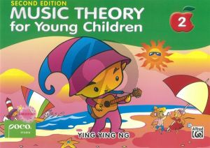 Ying Ying Music Theory for Young Children Vol.2 Piano (2nd. ed.)