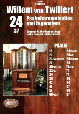 Psalmharmonisaties met tegenstem
