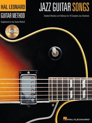 Jazz Guitar Songs (Hal Leonard Guitar Method Suppl)