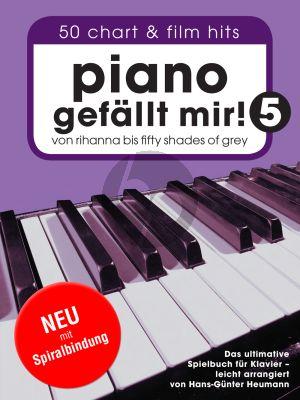 Piano gefällt mir! Vol.5
