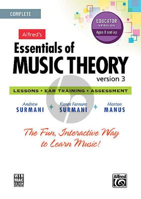 Alfred's Essentials of Music Theory: Software, Version 3