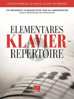 Elementares Klavierrepertoire