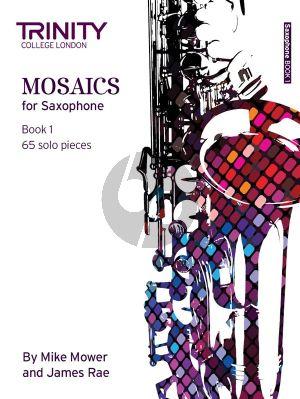 Mosaics for Saxophone Vol.1 (65 Solo Pieces)