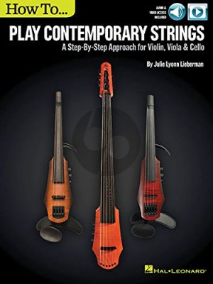 Lieberman How to Play Contemporary Strings