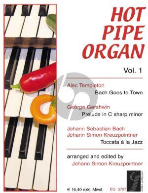 Hot Pipe Organ Vol.1
